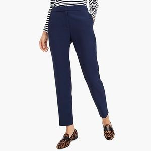 J Crew Pull On Easy Pant in Japanese Weave